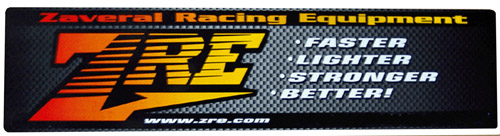 Accessories- Zaveral Racing Equipment's Online Catalog of