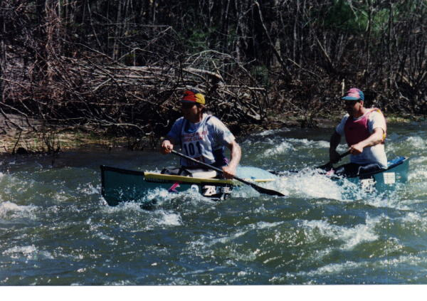 ZRE Whitewater Canoeing