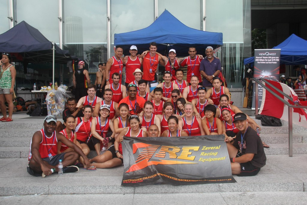 2012 Singapore Regatta Winners