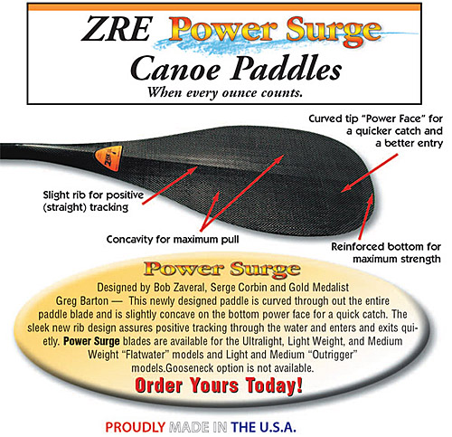 The Innovative ZRE Power Surge Paddle